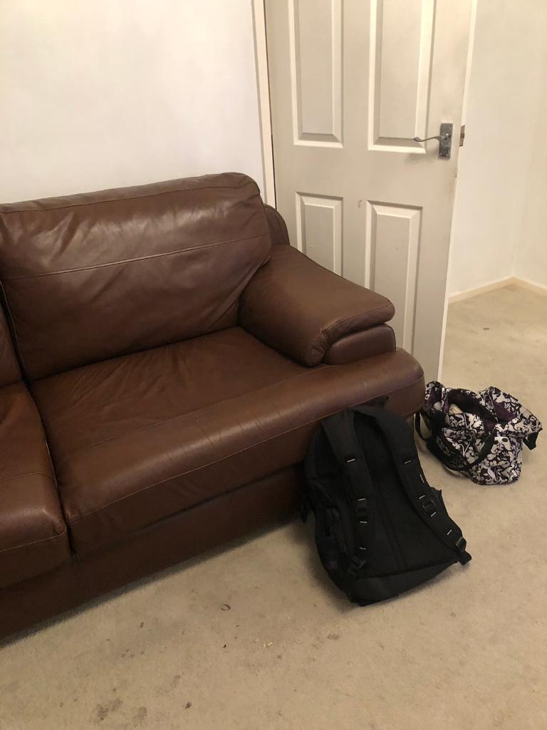 Astonishing Leather 3 Seater And 2 Seater Sofa In Derby Derbyshire Gumtree Gmtry Best Dining Table And Chair Ideas Images Gmtryco