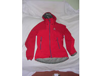 Mountain Equipment Red Janak Waterproof Shell Jacket. Brand new. Size 12. Current range. 1/4 of rrp