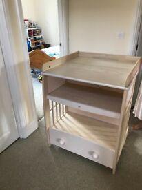 Pin furniture baby changing station