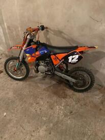 2008 Ktm 65 2 stroke sx not crf yz ox rm pit bike