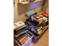 Books! Please donate £5 to Strathcarron Hospice.