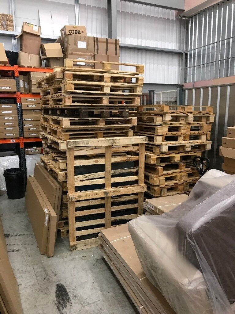 Free Large Wooden Pallets Collection Only Da1 4qx In Dartford