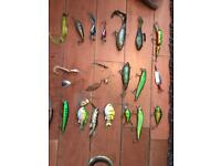 Mixed lures