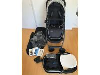 UppaBaby Cruz, stroller, carry cot & accessories
