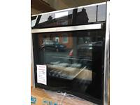 Neff slide and hide electric oven new graded 12 month gtee
