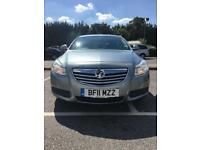 Vauxhall insignia 2.0L Automatic LOW MILEAGE FULL SERVICE HISTORY 12 Months MOT