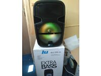 *BRAND NEW* Bluetooth Speaker 12 inch LED Lighting Microphone and Remote