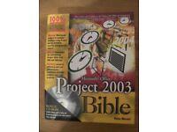 Microsoft Project Bible