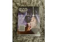 Star Wars Ltd edition 3 classic movies