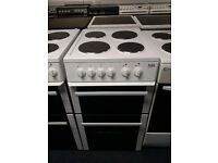 £140 Beko Solid Plate Cooker - 6 Months Warranty