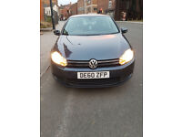 VW GOLF MATCH 1.6 TDI DSG AUTOMATIC (PX / SWAP)
