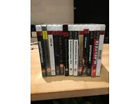 PS3 games including GTA 5