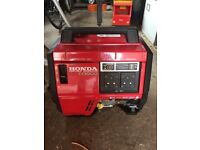 Power Generator - Honda EX800, Excellent condition