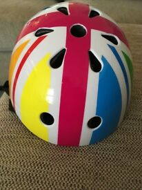 Bright toddlers Kiddimoto helmet
