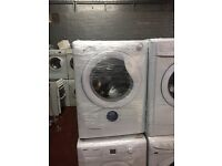 nice white hoover washing machine it's s 6kg 1200 spin in excellent condition in full working order
