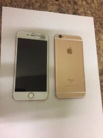 I PHONE 6S 128 GB ROSE GOLD ** UNLOCKED ** GRADE A ** CHEAP ***