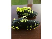 Umbro Football Boots Size 1