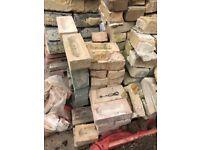 Free bricks blocks and hardcore