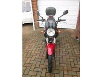 YBR125 in excellent condition, 1 experienced rider from new and kept garaged.