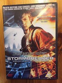 Stormbreaker DVD