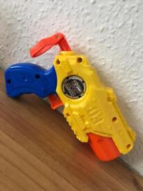 Nerf gun with 100 Bullets