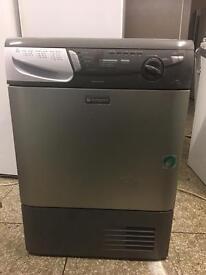 Hot point tumble dryer silver condenser 7kg