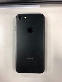 iPhone 7 32gb Black - EE network