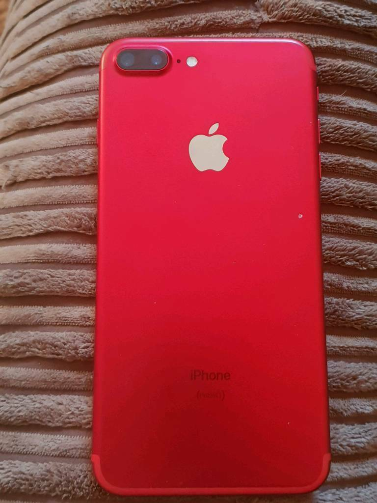 iPhone 7 Plus 128gb red edition | in Castleford, West Yorkshire | Gumtree