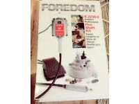 Foredom SR Complete Jeweller's Kit plus HEAPS of Accessories - As New