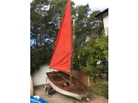 Mirror Dinghy 29687 for sale