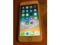 Apple iphone 6 plus 16gb unlocked white and silver