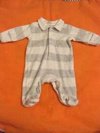 Newborn sleepsuit