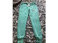 "Genuine ""SuperDry"" Slim Fit Joggers"
