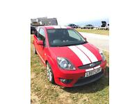 Ford Fiesta ST -2007 - Red - Low mileage 78000