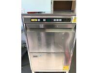 Zanussi Undercounter 500mm Basket Dishwasher, Very Clean Unit, Electrolux, Hobart