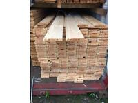 """New timber 6"""" x 14 ft skirting board"""