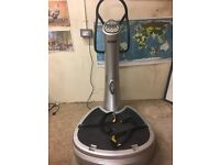 Power Plate Pro 5, hardly used MDD CE 0086 Power Plate