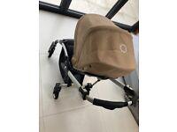 Bugaoo bee- Freshly cleaned baby cocoon, seat and sun canopy
