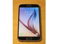 Samsung Galaxy S6 32gb like new condition