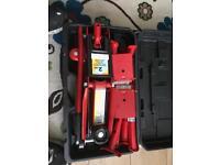 Hilka trolley jack lifting kit