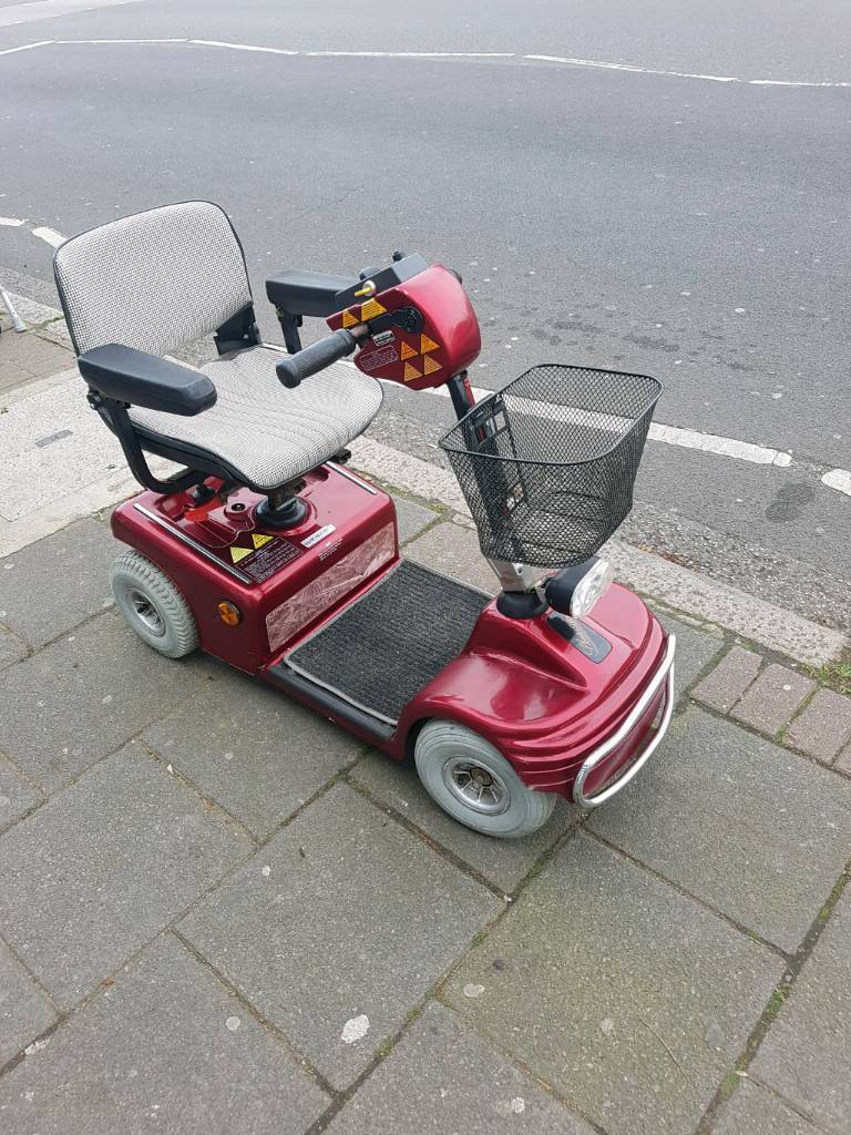 Sovereign 4mph mobility scooter