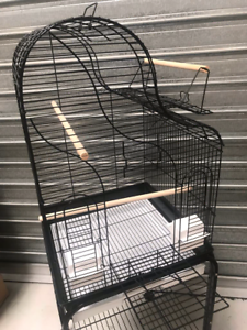 BRAND NEW!! Great Cage with side open roof & drop down front