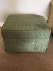 Vintage Pouffe Project DIY Could Be Recovered
