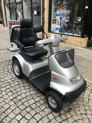 TGA Breeze S4 Max 6MPH Mobility Scooter *Amazing Value*