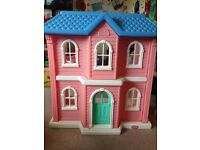 Large Little Tikes Dolls House