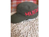 Hugo Boss green cap. New