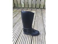 Harry Hall horse riding boots, size 13
