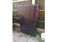 Solar Panels 250w (x2) £100 each