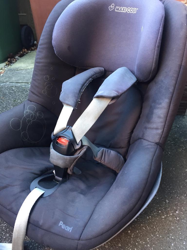 REDUCED!!! £25!!!Maxi Cosi pear Car Seat