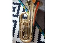 Jupiter Tuba 3/4 size (from 2012)